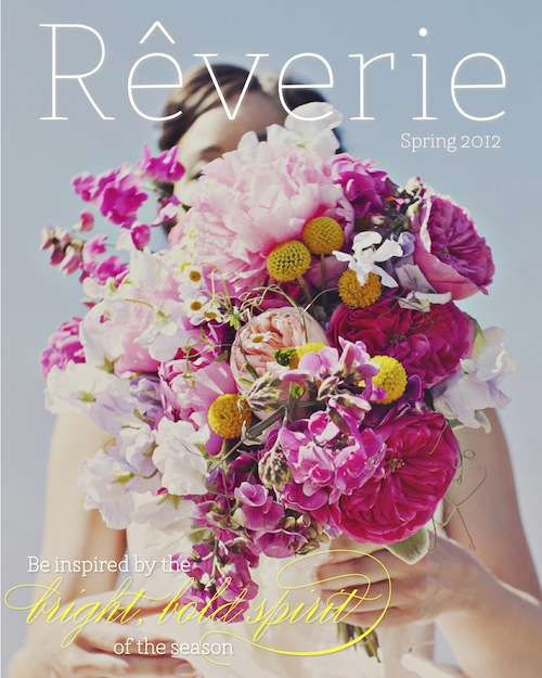 Reverie Magazine- Spring Issue 6